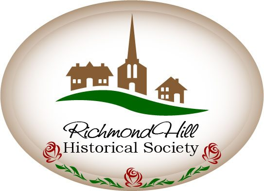 Richmond Hill Historical Society logo