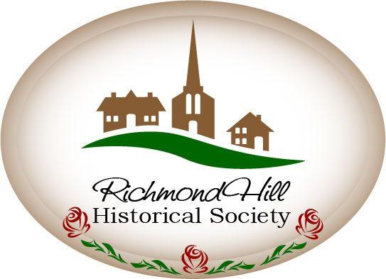 Richmond Hill Historical Society logo