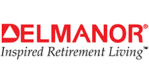 Delmanor: Inspired Retirement Living logo